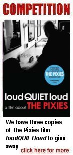 click here to win Pixies DVD